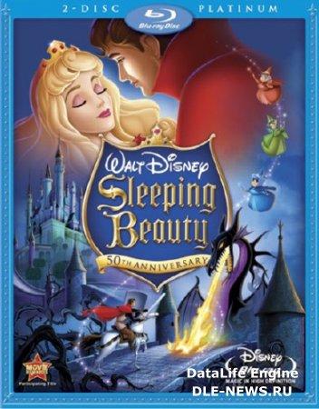 Спящая красавица / Sleeping Beauty (1959/BDRip)