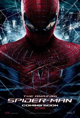 Новый Человек-паук / The Amazing Spider-Man (2012) 1080p HDTV  Трейлер