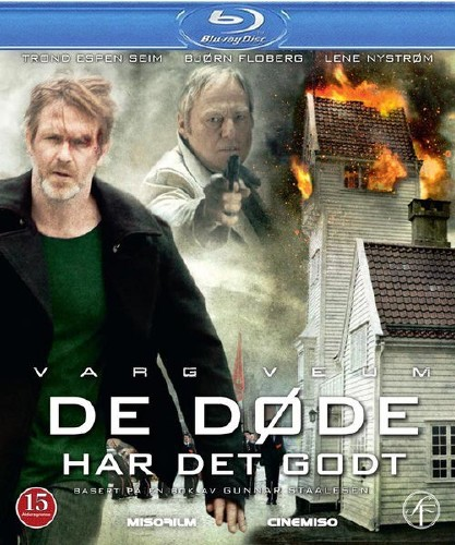 Варг Веум  Хорошо тем  кто уже мертв (2012 HDRip)