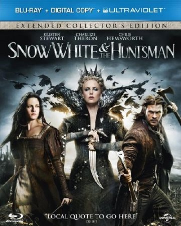 Белоснежка и охотник / Snow White and the Huntsman [EXTENDED] (2012/BDRip/720p)