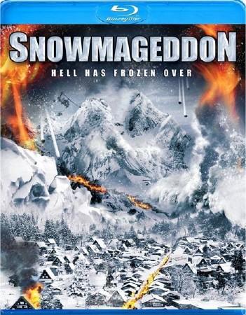 Снежный армагеддон / Snowmageddon (2011/HDRip)