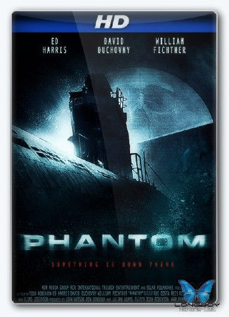 Фантом / Phantom (2013) [1080p] HDTVRip [Трейлер] [EN]