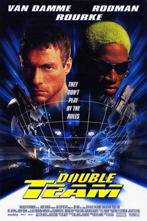 Колония / Double Team (1997) HDTVRip + HDTVRip AVC + HDTV 720p + HDTV 1080p