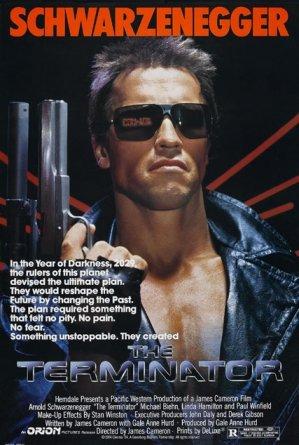 Терминатор / Terminator (1984) HDRip + HDRip AVC + BDRip 720p + BDRip 1080p