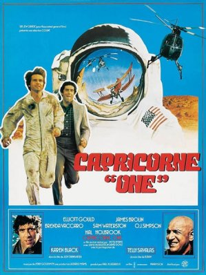 Козерог один / Capricorn One (1978) HDRip + HDRip 720p + BDRip 1080p