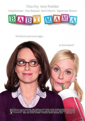 Ой, мамочки / Baby Mama (2008) HDRip AVC + BDRip 720p + BDRip 1080p