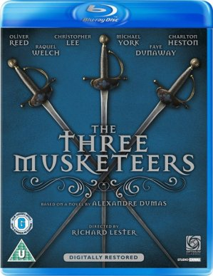 Три мушкетера / The Three Musketeers (1973) HDRip + HDRip AVC + BDRip AVC + BDRip 720p + BDRip 1080p