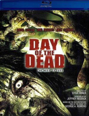 День мертвых / Day of the Dead (2008) HDRip + BDRip-AVC + BDRip 720p