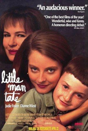 Маленький человек Тейт / Little Man Tate (1991) DVDRip + HDTV 1080i