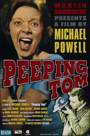 Через замочную скважину / Подглядывающий / Любопытный Том / Peeping Tom (1960) HDRip + DVDRip-AVC + BDRip 720p