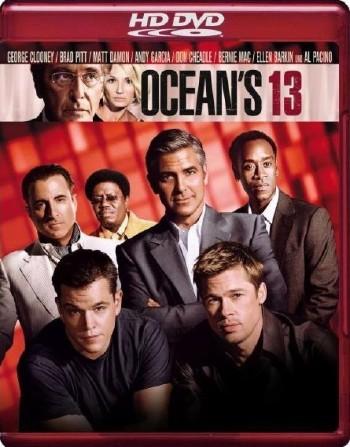 13 друзей Оушена / Ocean's Thirteen (2007/HDRip/BDRip/HDRip-AVC/HDRip 720p)