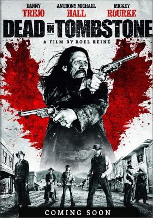 Мертвец в Тумбстоуне / Dead in Tombstone (2013) HDRip