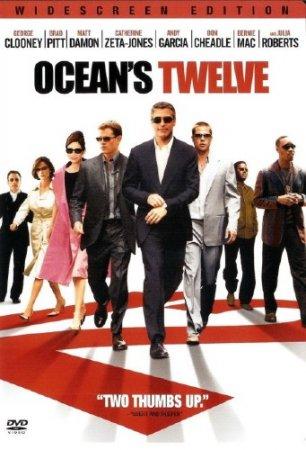 12 друзей Оушена / Ocean's Twelve (2004/HDRip/BDRip/HDRip-AVC/HDRip 720p)