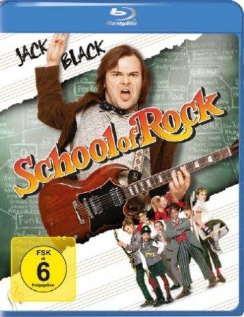 Школа рока / The School of Rock (2003/HDRip/BDRip/BDRip 720p)