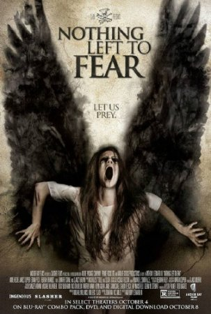 Ничего не бойся / Nothing Left to Fear (2013) WEB-DLRip | L2