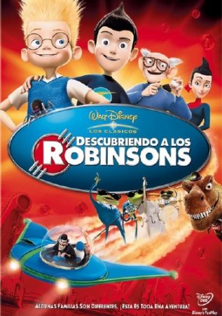 В гости к Робинсонам / Meet the Robinsons (2007/HDRip-AVC/BDRip-AVC(720p)/BDRip 720p)