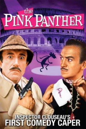 Розовая пантера / The Pink Panther (1963/HDRip/HDRip-AVC)