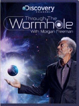 Discovery. Через Червоточину с Морганом Фрименом / Through the Wormhole with Morgan Freeman (2013) HDTVRip