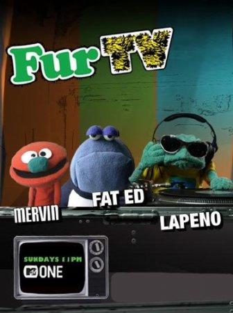 Мохнатики /  Fur TV (1-8 серии из 8) 2008/ PDTVRip