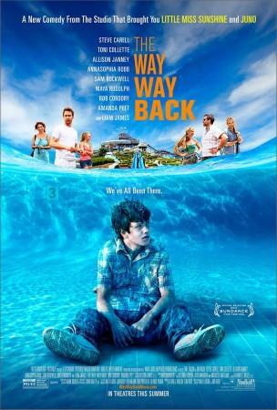Дорога, дорога домой / The Way Way Back (2013) BDRip