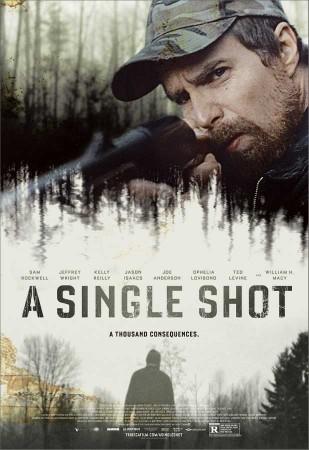 Единственный выстрел / A Single Shot (2013) BDRip