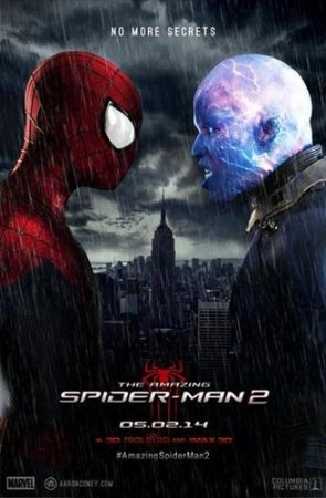 Новый Человек-паук: Высокое напряжение / The Amazing Spider-Man 2 (2014) TS *PROPER*