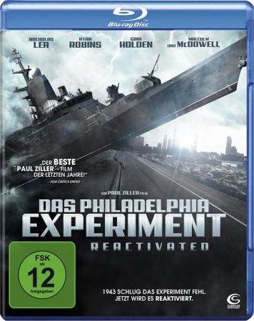 Филадельфийский эксперимент  / The Philadelphia Experiment  (2012) HDRip