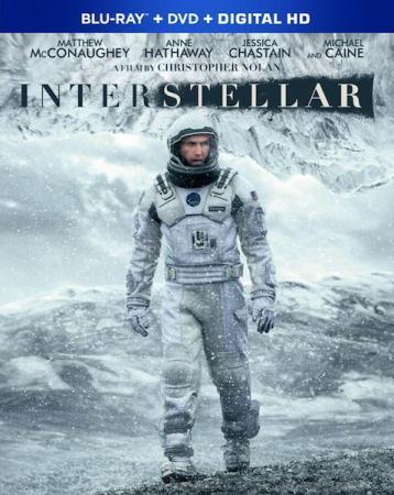 Интерстеллар  / Interstellar  (2014) BDRip-AVC