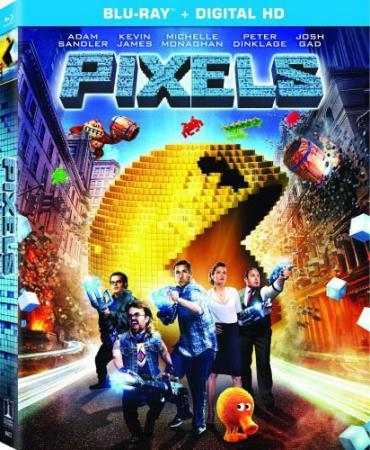 Пиксели  / Pixels  (2015) HDRip