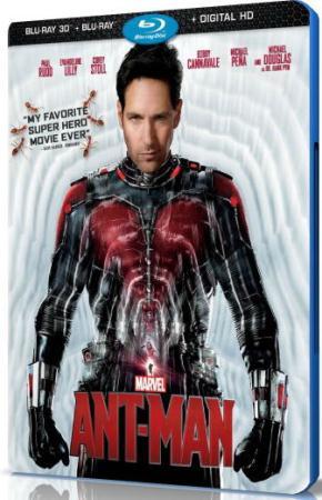 Человек-муравей  / Ant-Man  (2015) BDRip-AVC