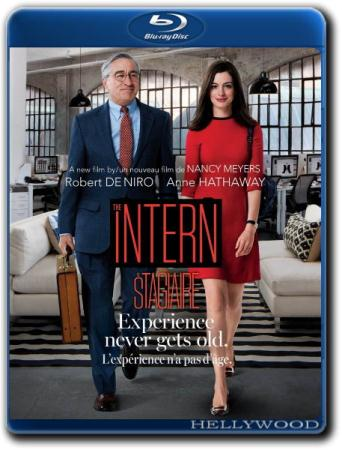 Стажёр  / The Intern  (2015) BDRip-AVC
