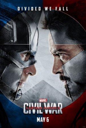 Первый мститель: Противостояние/Captain America: Civil War(2016/HD-Rip)