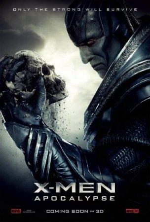 X-Men: Apocalypse/Люди Икс: Апокалипсис (2016) HDRip