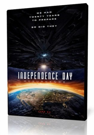 День независимости 2: Возрождение (2016/1,7 Gb) BDRip